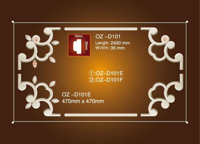Corner Flower OZ-D101E Featured Image