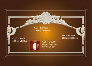 Cornel Flower OZ-D003