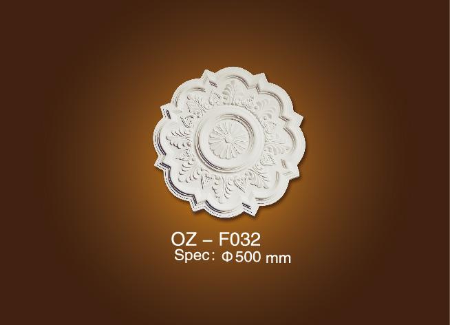 2017 Good Quality Pcu Mould For Sale - Medallion OZ-F032 – Ouzhi