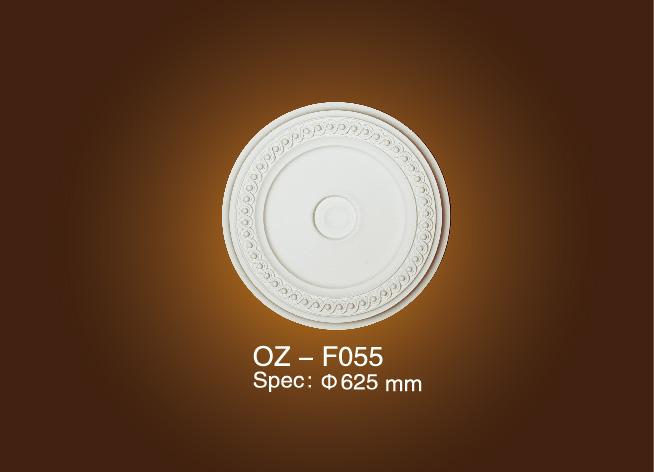 100% Original Factory Latest Building Materials - Medallion OZ-F055 – Ouzhi