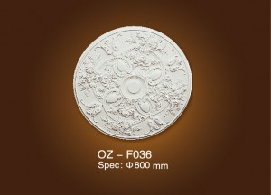 Medallion OZ-F036