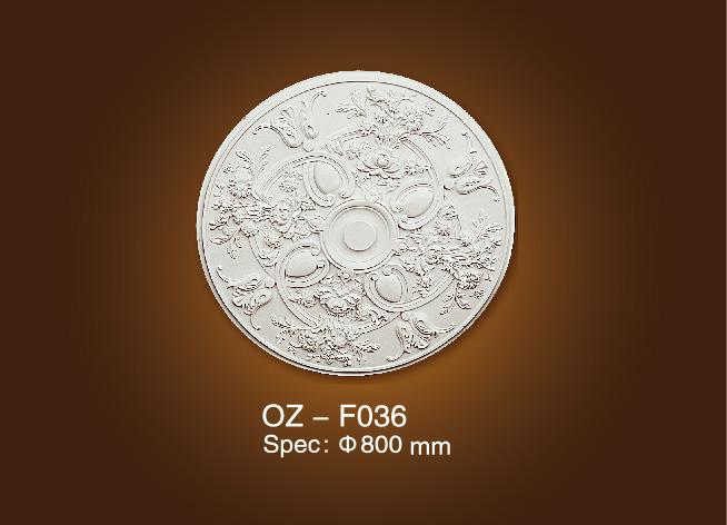 Best quality Hasco Guide Pillar - Medallion OZ-F036 – Ouzhi