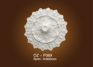 Medallion OZ-F069