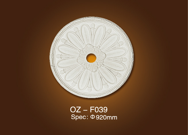 Medallion OZ-F039 Featured Image