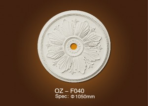 Medallion OZ-F040