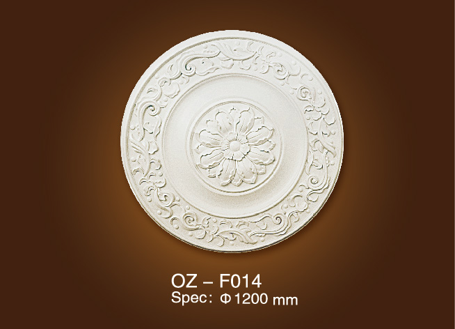 High Quality for Eps Cement Coating - Medallion OZ-F014 – Ouzhi
