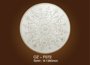 Medallion OZ-F072