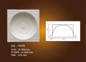 Medailón OZ-F079