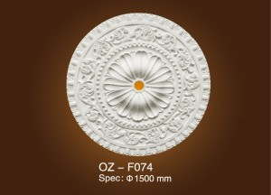 Medallion OZ-F074