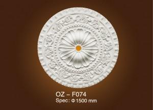 Medailón OZ-F074