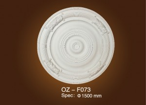 Medailón OZ-F073
