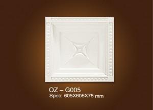 Medailón OZ-G005