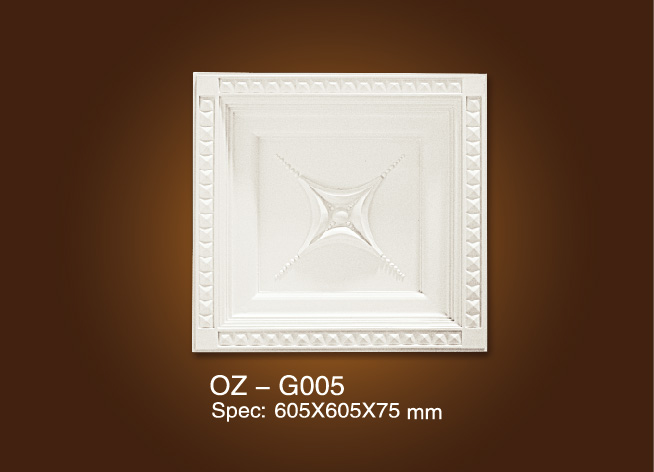 Medallion OZ-G005 Featured Image
