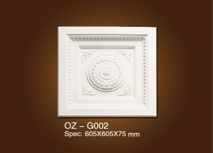 Medailón OZ-G002
