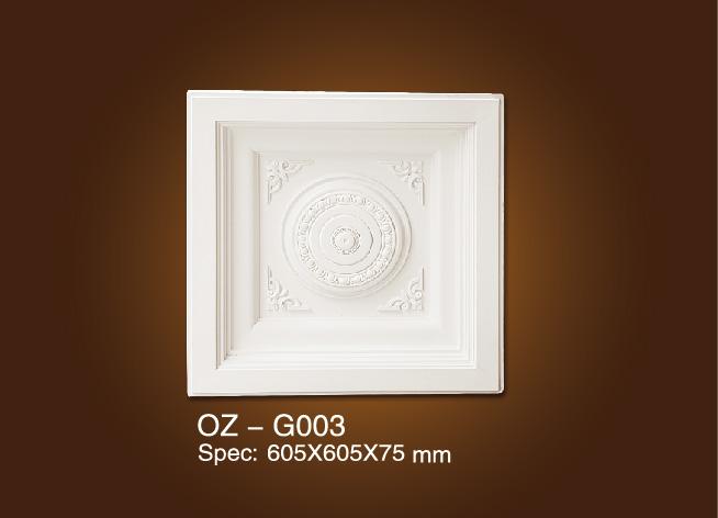 Medallion OZ-G003 Featured Image