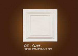 Medailón OZ-G016