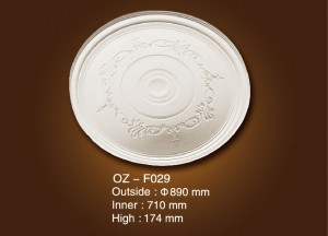 Medallion OZ-F029