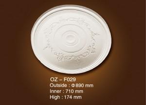 Medailón OZ-F029