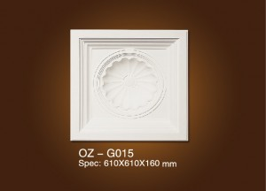 OEM Customized Decorative Ceiling Moulding -