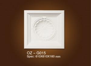 Medailón OZ-G015