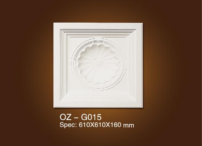 Medallion OZ-G015 Featured Image