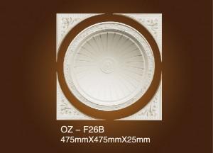 Medailón OZ-F26B