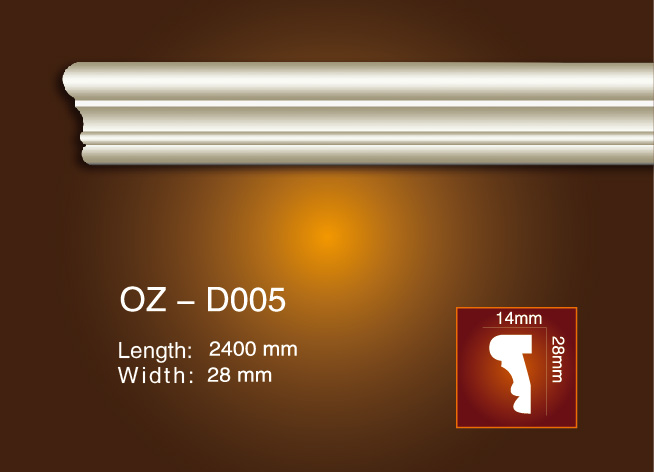 Fixed Competitive Price Led Rigid Strip Lamp - Side Flat Wire OZ-D005 – Ouzhi