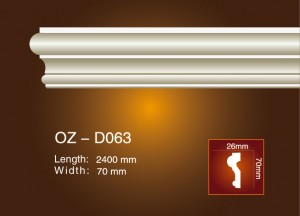 Хажуу талын хавтгай утас OZ-D063