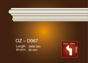 Хажуу талын хавтгай утас OZ-D067