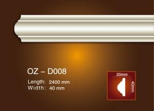 Хажуу талын хавтгай утас OZ-D008