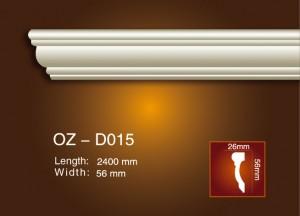 Хажуу талын хавтгай утас OZ-D015
