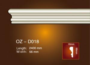 Хажуу талын хавтгай утас OZ-D018