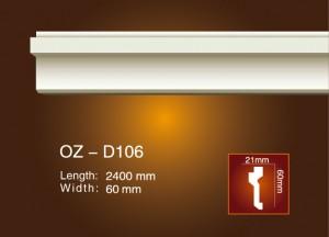 Хажуу талын хавтгай утас OZ-D106