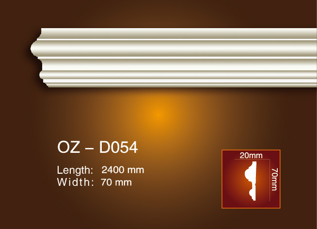 Popular Design for Ps Corner Guards Wall Protector - Side Flat Wire OZ-D054 – Ouzhi