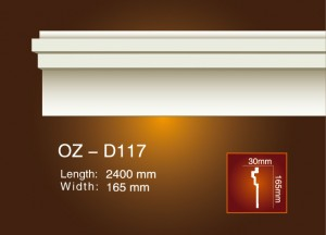 Personlized Products Carved Wood Crown Molding -