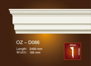 New Delivery for Ceiling Cornice Mouldings -