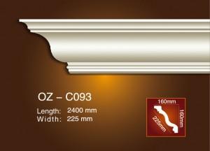 Plain Angle Line OZ-C093
