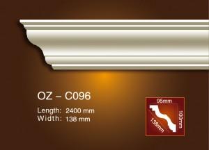 Well-designed Plaster Light Trough For Ceiling Corner - Plain Angle Line OZ-C096 – Ouzhi