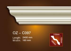 Plain Angle Line OZ-C097