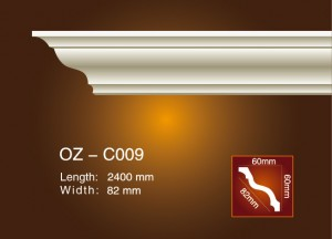 Short Lead Time for Decorative Foam Pu Carving Cornice -