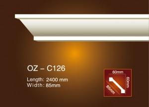 Plain Angle Line OZ-C126
