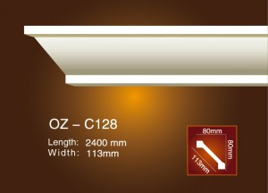 Plain Angle Line OZ-C128