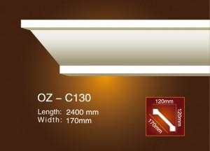 Big Discount House Pillars Designs For Homes - Plain Angle Line OZ-C130 – Ouzhi
