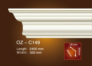 Professional China Pu Cornice Production Line -