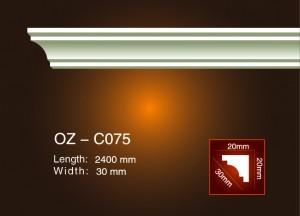 Plain Angle Line OZ-C075