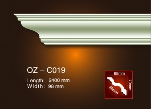 Best Price for Pvc Cornice Flexible Moulding -