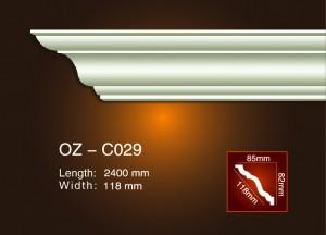 Plain Angle Line OZ-C029