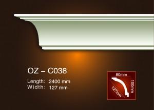 Plain Angle Line OZ-C038