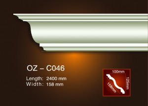 Plain Angle Line OZ-C046
