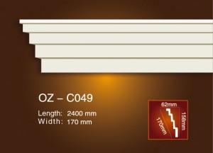 Plain Angle Line OZ-C049